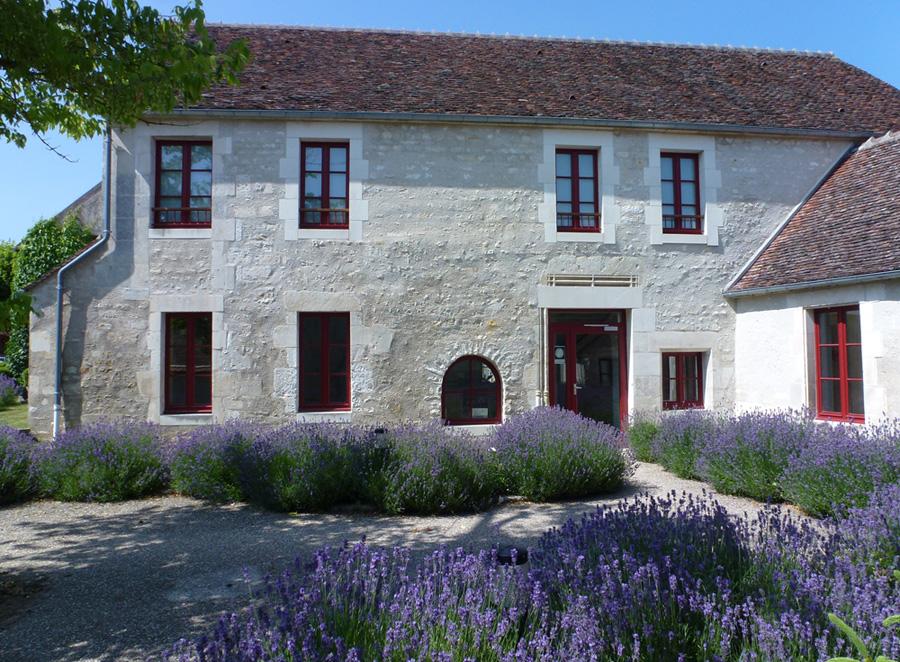 le siège de la Communauté de Communes du Pays Coulangeois