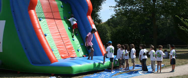 ecole multisports pays coulangeois