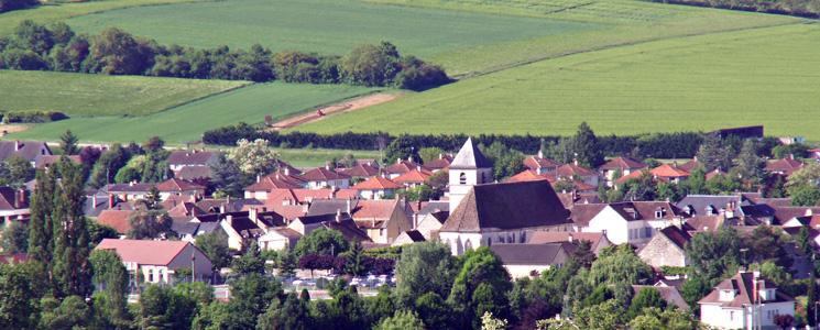 Vincelles vignoble auxerrois pays coulangeois yonne