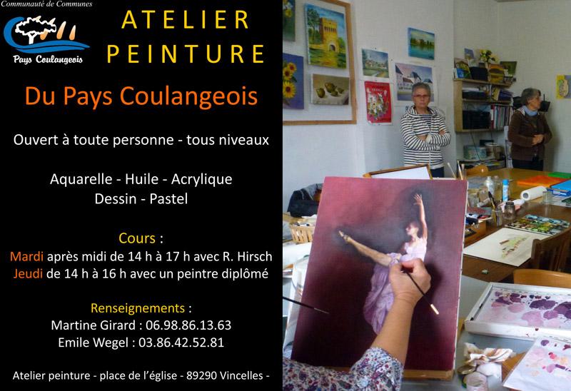 atelier peinture communauté de communes