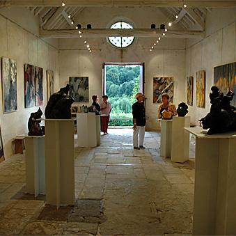 chapelle avigneau escamps expositions art contemporain yonne auxerrois